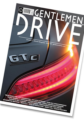 Gentlemen Drive Magazine Issue #29