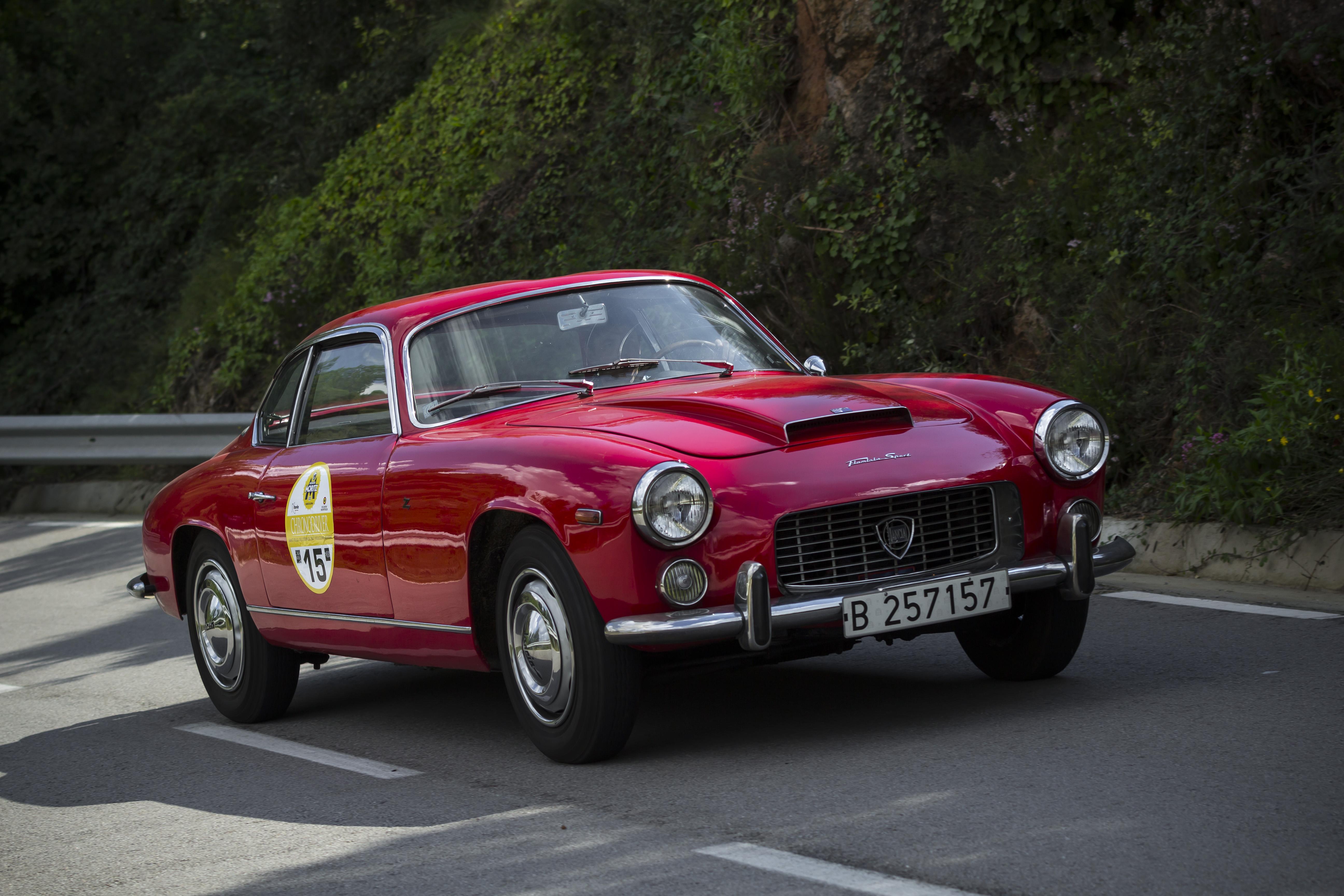 Lancia Flaminia Zagato Sport 3C