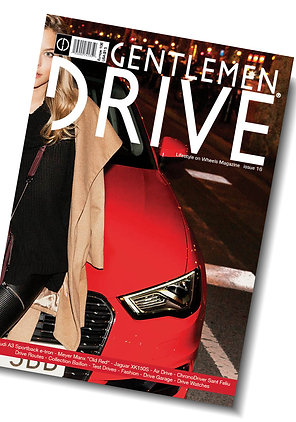 Gentlemen Drive Magazine issue #16