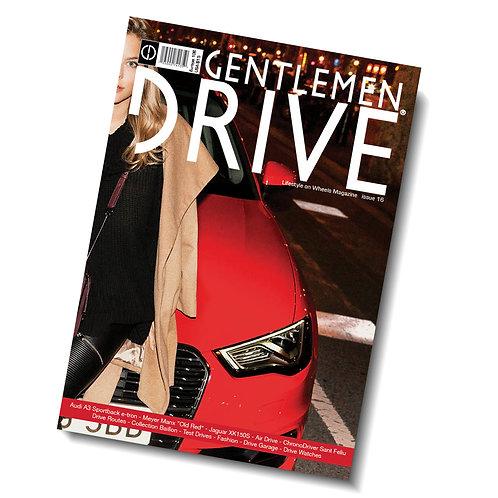 Gentlemen Drive Magazine issue #16