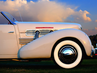 1937 Cord 812 Super Charged