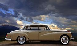1956 Mercedes-Benz 300d