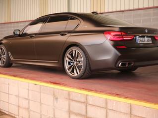 "BMW M760Li V12 ""The ultimate Get Away car"""