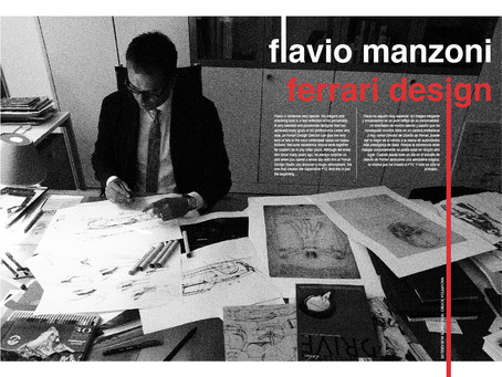 Flavio Manzoni - Ferrari Design