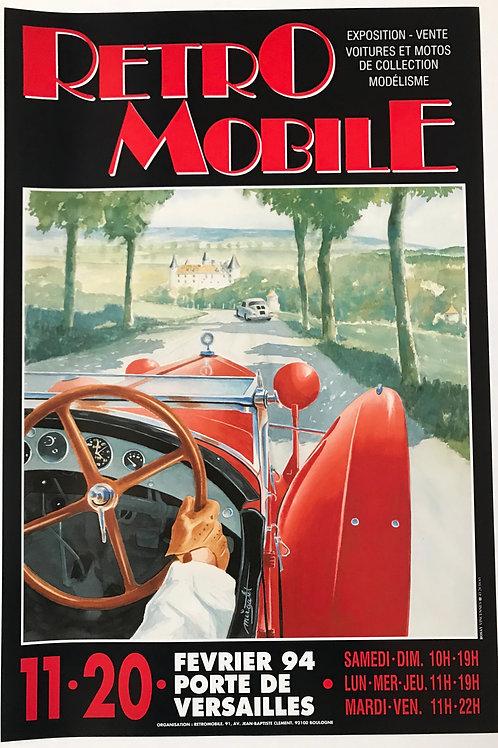 1994 - Retromobile Paris