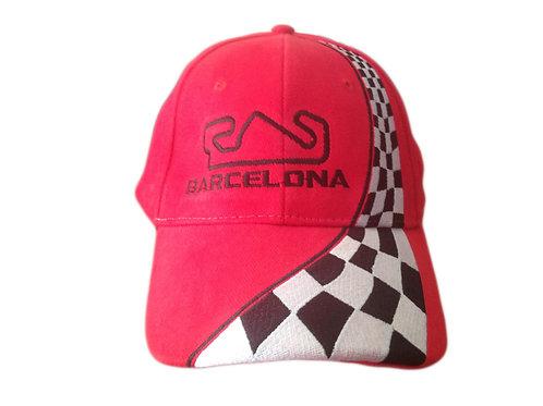 Cap Red Flag