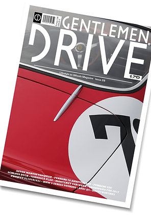 Gentlemen Drive Magazine Issue #28