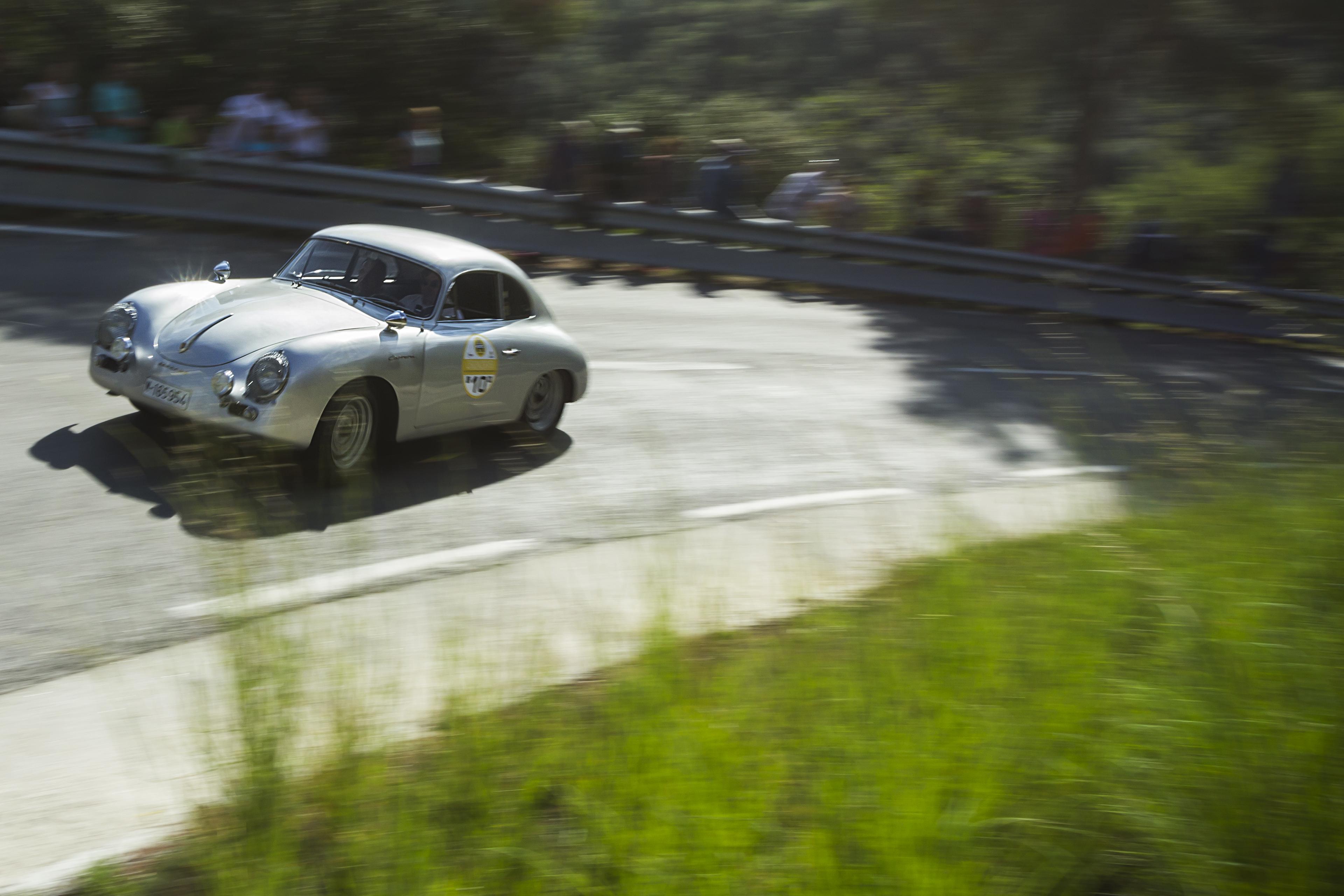 Porsche 356 Carrera Ex-Victor Sagi