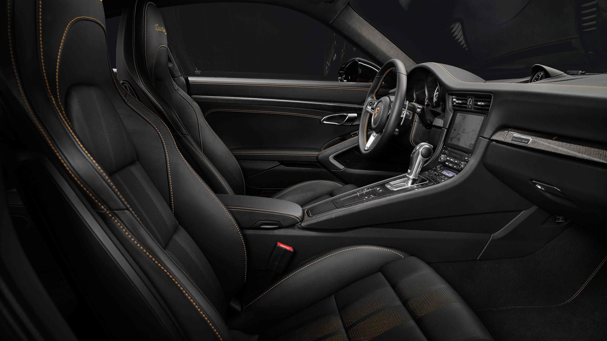 911 Turbo S Exclusive Series 4