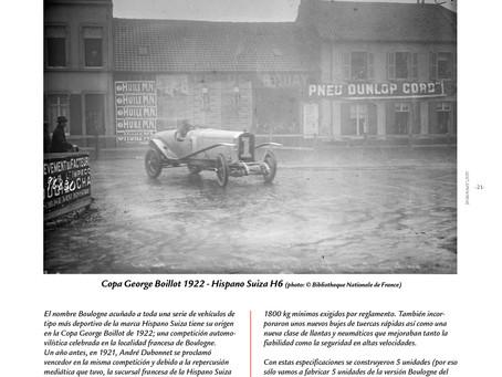 Copa George Boillot 1922