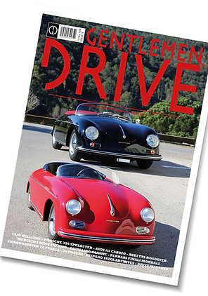 Gentlemen Drive Magazine issue #25