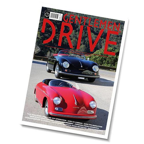 Gentlemen Drive Magazine issue #25