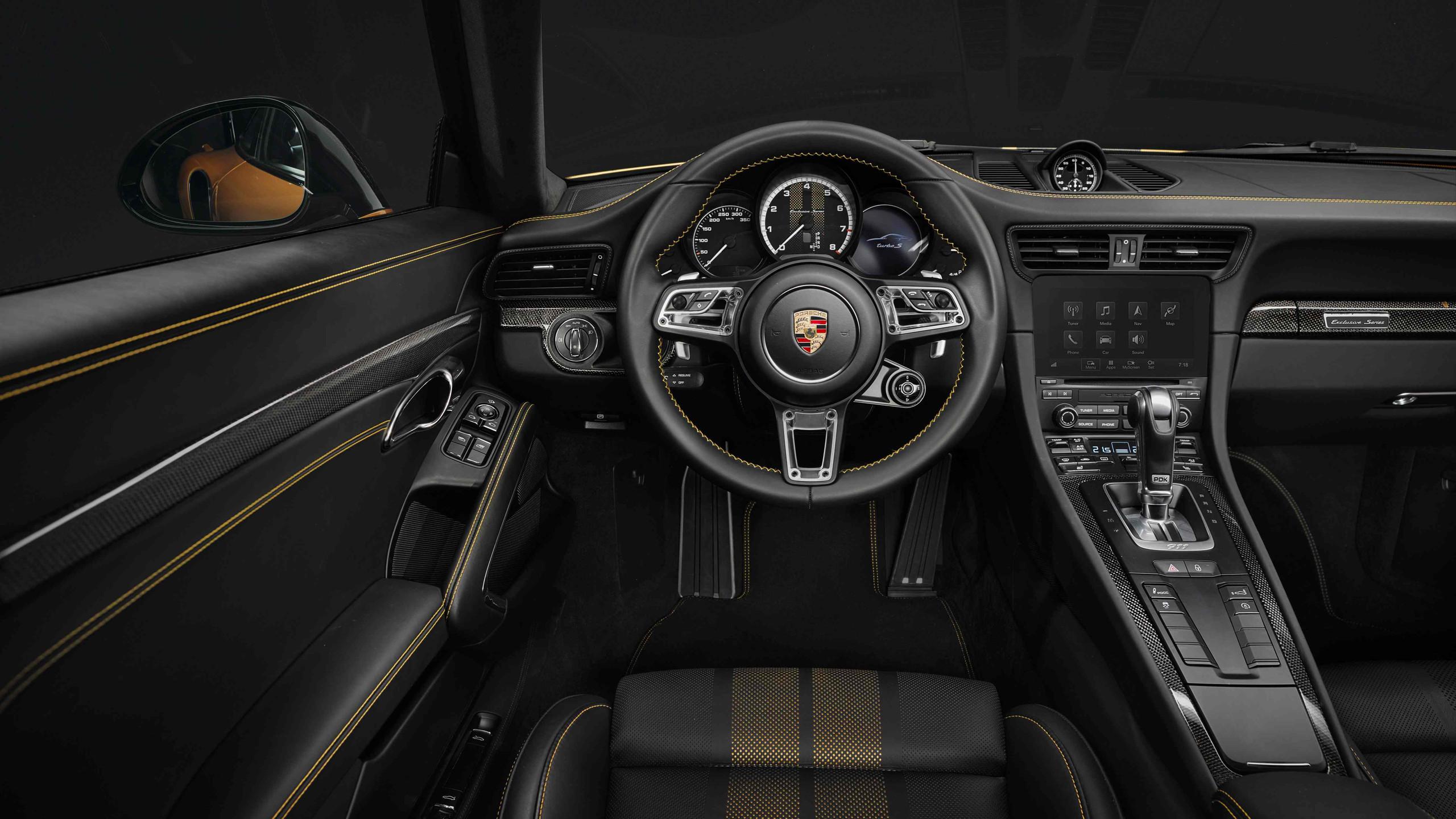 911 Turbo S Exclusive Series 5