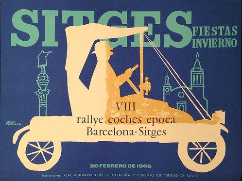 Rallye Barcelona-Sitges 1966
