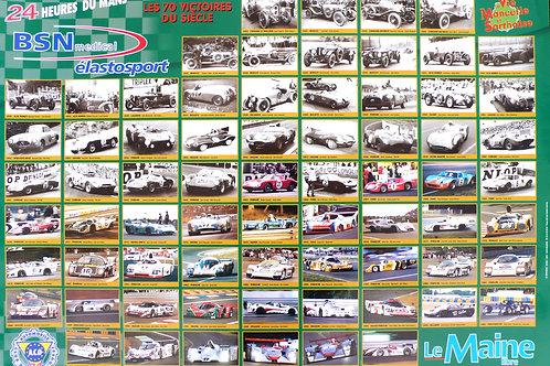 Le Mans - 70 Victoires