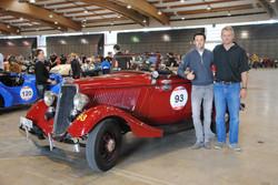 1933 Ford V8