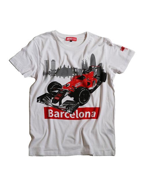 Tshirt F1 Car