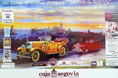 VIII Rallye Segovia 2007