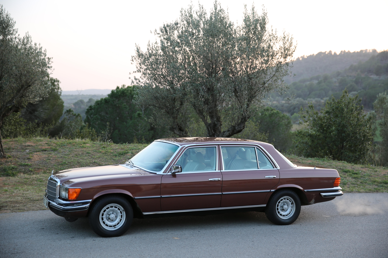 1976 MB 450 SEL 6.9