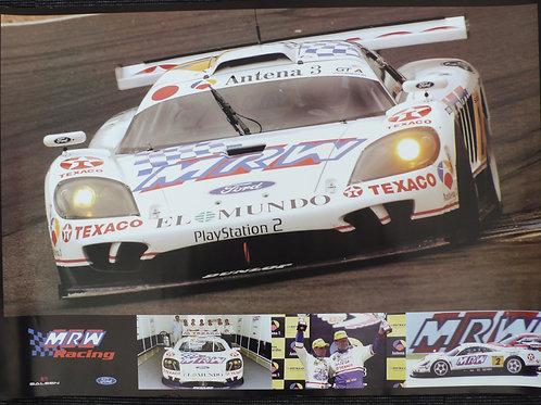 2001 - MRW Racing - SaleenFord - Palau/Caspelló