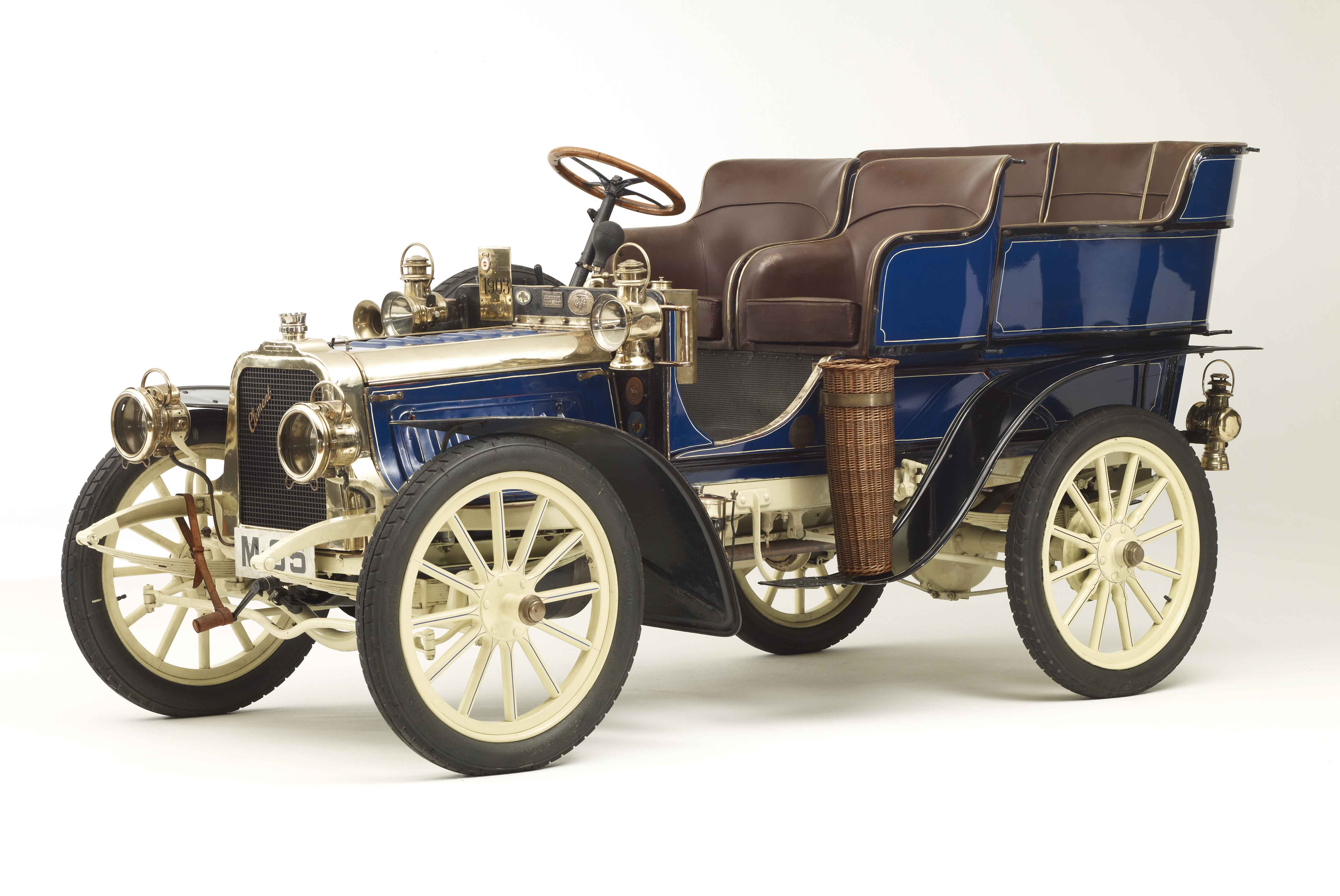 1903 Clement AC4R