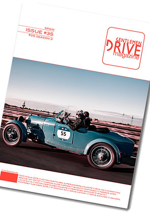 Gentlemen Drive Magazine Issue #35