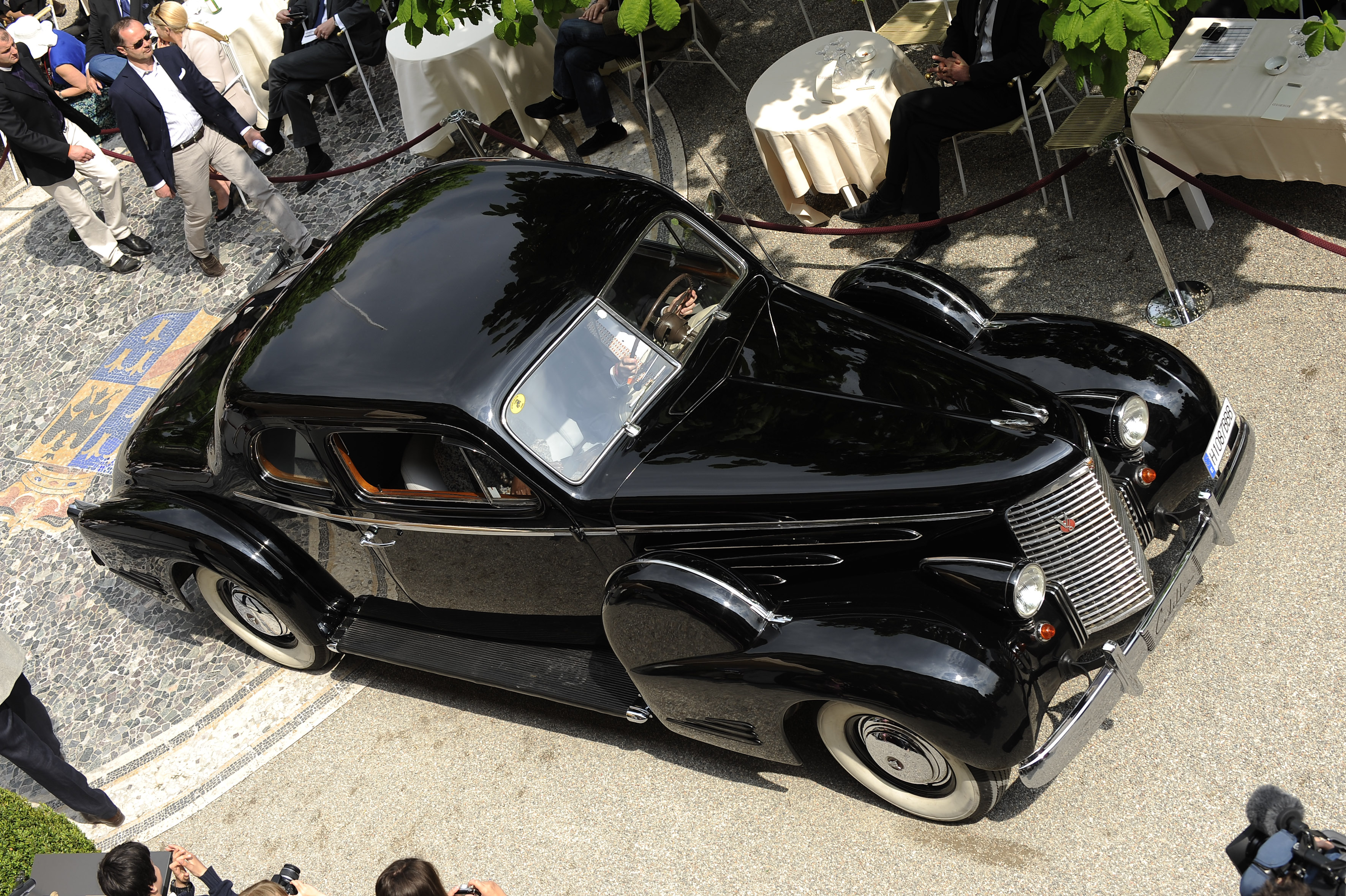 1938 Cadillac V16