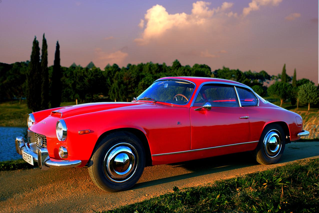 1962 Lancia Flaminia Sport 3C Zagato