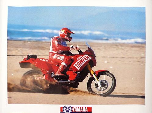 Carlos Mas -Yamaha - Camper