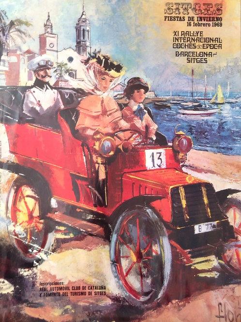Rallye Barcelona-Sitges 1969