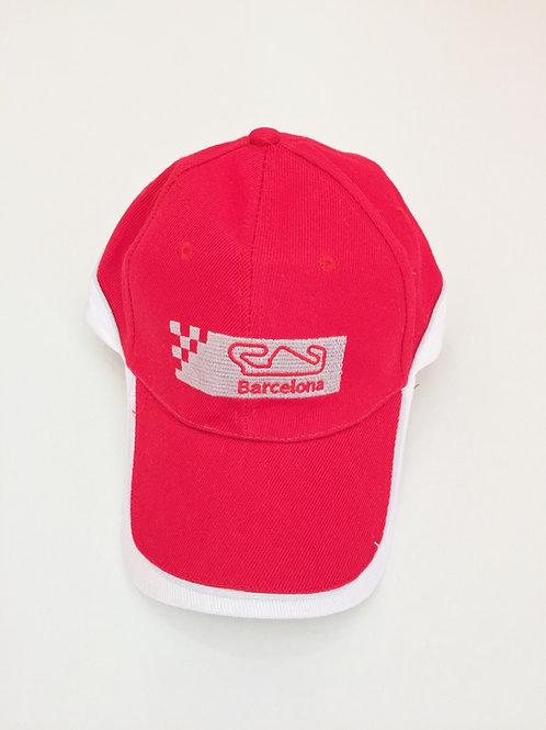 Cap Corporate Red