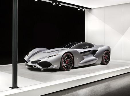 Zagato unveils the IsoRivolta Vision Gran Turismo at the Tokyo Motor Show