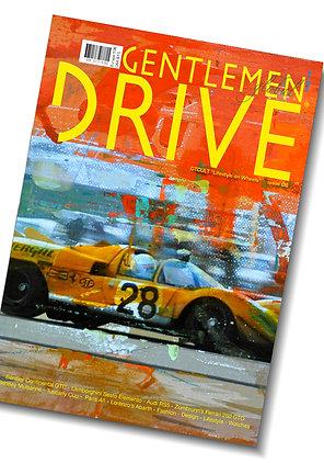 Gentlemen Drive Magazine issue #06