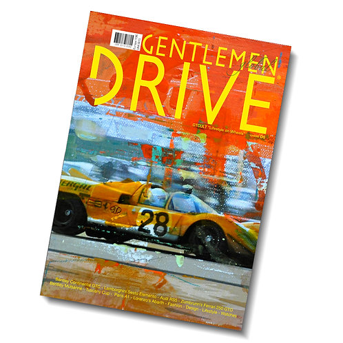 Gentlemen Drive Magazine issue #06