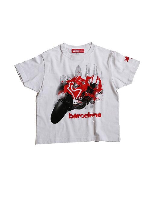 Tshirt Moto Kids
