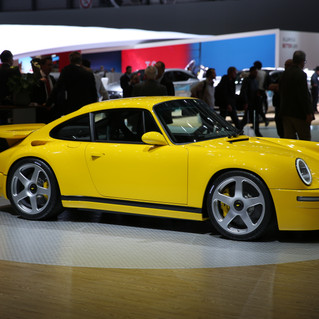 "RUF CTR 2017 ""Yellow Bird"""