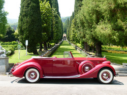 1937 Packard 12 Victoria