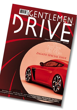 Gentlemen Drive Magazine issue #07