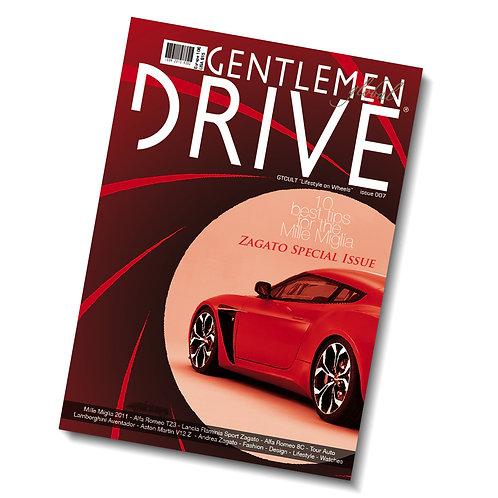 Gentlemen Drive Magazine issue #07