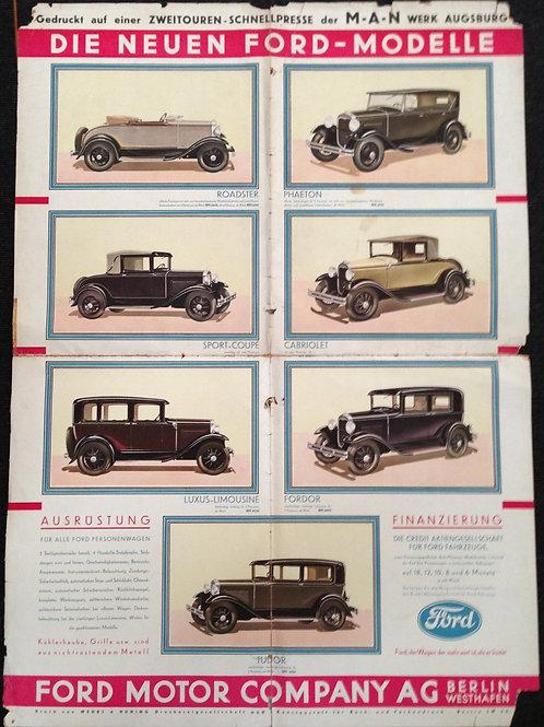 1928 Ford Motor Company AG