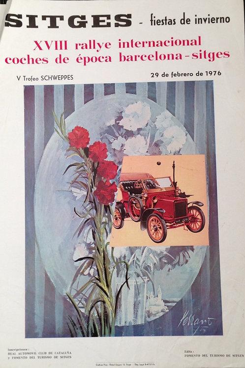 Rallye Barcelona-Sitges 1976