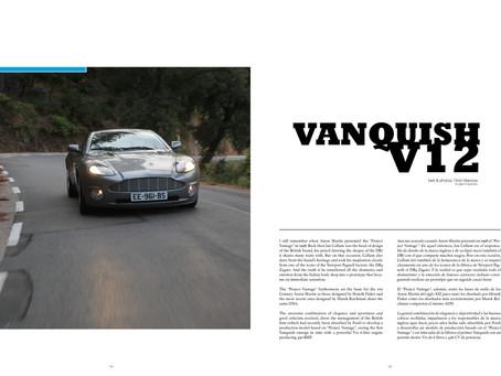 Aston Martin Vanquish (2001)
