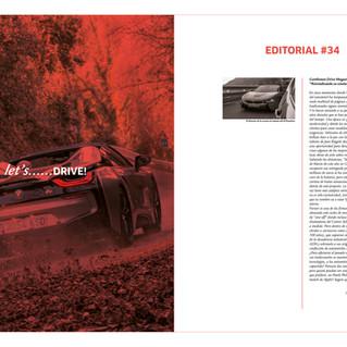 Editorial Gentlemen Drive #34
