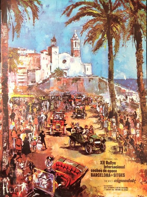 Rallye Barcelona-Sitges 1970