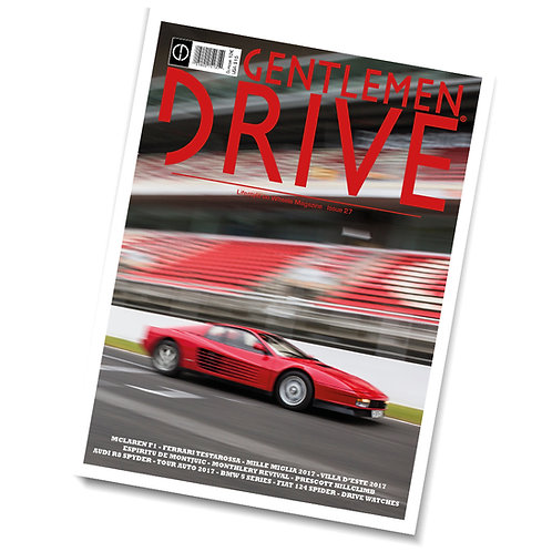 Gentlemen Drive Magazine Issue #27