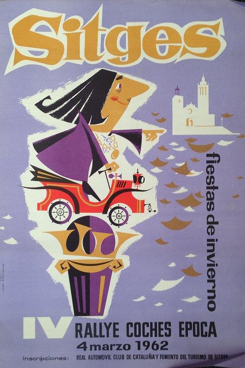 Rallye Barcelona-Sitges 1962