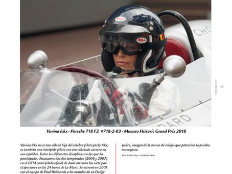 DRIVErs: Vanina Ickx