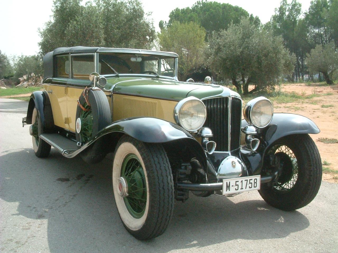 1929 Cord L29