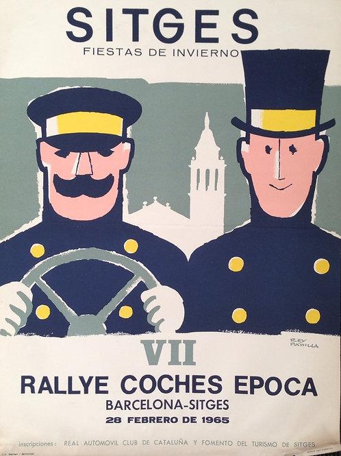 Rallye Barcelona-Sitges 1965