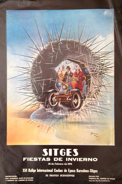 Rallye Barcelona-Sitges 1974